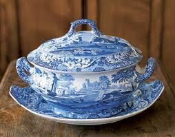 collecting spode china