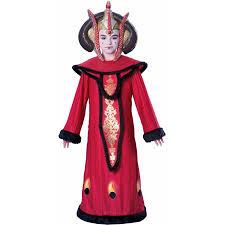 holloween costumes wars deluxe amidala child costume walmart
