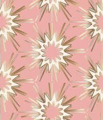 Pink Star Rug Gold Burst Pink Colorways U2014 Jennifer Latimer