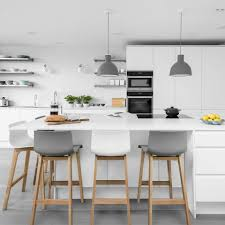 Grey Kitchen Bar Stools | cool kitchen bar stools at drift oak grey stool atlantic shopping