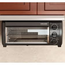 black decker tros1500b spacemaker under the cabinet 4 slice