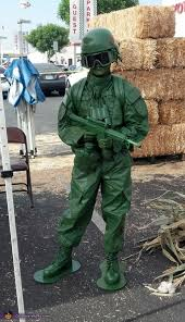 Halloween Costumes Army Toy Story Army Man Costume Army Men 10 Costumes