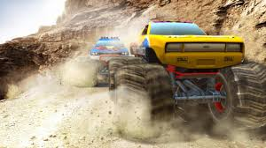 Monster Truck Games Offroad Hill Dash Racing Android Apps On