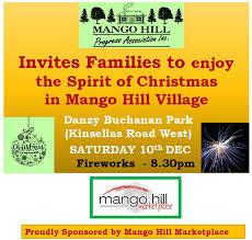 mango hill christmas tree carols and fireworks night mango hill