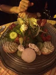 cuisine et maison saumon fumé maison et toasts au mascarpone entrée ร ปถ ายของ la