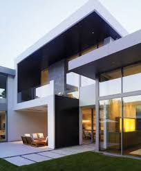 Japanese Modern House Modern And Contemporary Homes Exterior - Japanese home designs