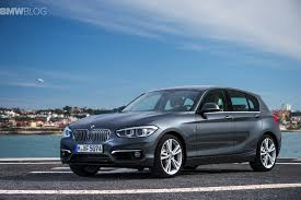 2019 bmw 1 series decisive changes competing with the audi a1