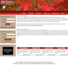free web templates free website templates templates factory