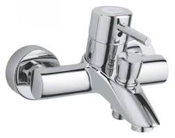 grohe concetto single lever bath shower mixer uk bathrooms grohe concetto single lever bath shower mixer