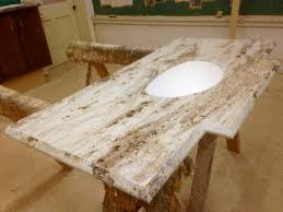 Painting Laminate Countertops Kitchen River Gold Karran Under Mount Sink Bowl Ogee Ideal Edge A