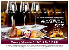 seasonal sips 2017 locally produced food and beverage tasting event