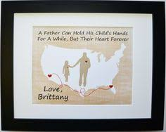 gift for father from daughter son personalized fathers gift