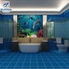 3d ocean floor designs china popular new design 3d ocean ceramic self adhesive wall and