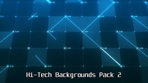 hi tech hi tech backgrounds pack 2 by kosmos videohive
