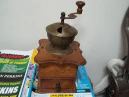 Old Fashioned Coffee Grinder Antique Coffee Mills Vergina