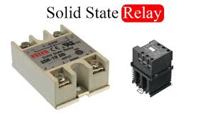 solid state relay ssr what is it and applications of ssr youtube