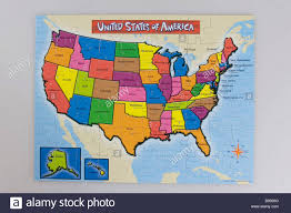 United States Of America Maps by United State Of America Map Stock Photos U0026 United State Of America