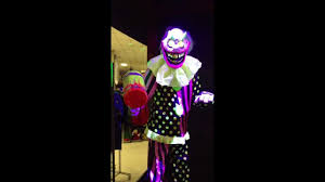 spirit halloween 2013 black light wacky mole clown youtube