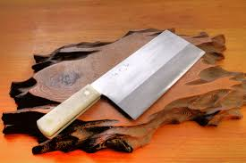 Chinese Kitchen Knives by Chinese Cleaver Knife Watanabe Blade