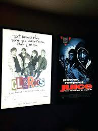 led light box ikea 27 40 poster frame slim black movie cinema led light box poster