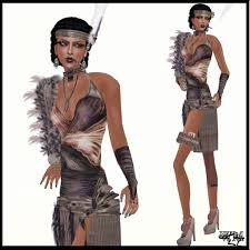 thetra blackheart for u201cclaim fame u201d week 4 u2013 1920s wicca merlin