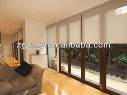 Thermal Blackout Blinds Diy Blackout Motorized Roller Shades Thermal Roller Blinds Buy