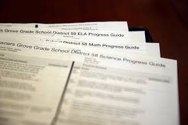parents push back against report cards with no letter