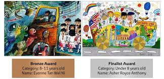 toyota my toyota toyota dream car art contest winners announced lowyat net cars