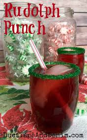 rudolph punch my kids u0027 favorite easy christmas punch holidays
