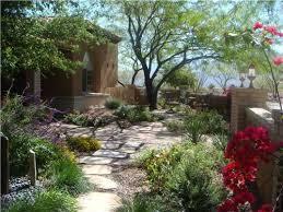 Desert Landscape Ideas For Backyards by Desert Landscaping Ideas Landscaping Network Regarding Desert