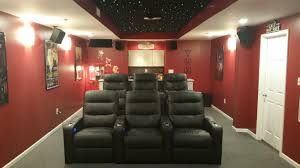 home theater design nashville tn installing a fiber optic starfield ceiling make