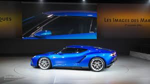 Lamborghini Asterion Lpi 910 4 Looks Like An Estoque Evora Mashup