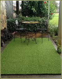 Patio Artificial Grass Artificial Grass Rug For Patio Home Design Ideas