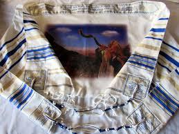 shofar tallit the shofar in zion tallit messianic tallit matching tallit bag