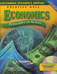 economics principles in action teacher u0027s edition o u0027sullivan