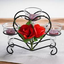 Buy Now Pay Later Home Decor by Rosy Candle Centerpiece Gallery