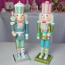 Best Interiors For Home Decorating Mesmerizing Christmas Nutcrackers For Wooden Bedde