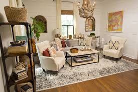 style swap room makeovers by two designers