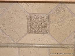 Travertine Backsplash Tiles by Kitchen Granite Counter And Travertine Tile Backsplash