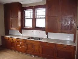 antique craftsman style kitchen cabinets circa 1915 fir