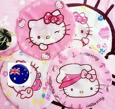 kids shower cap kitty ebay