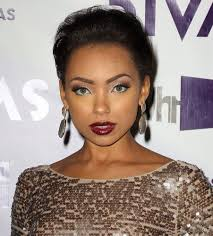 Hit The Floor Ahsha Boyfriend - logan browning actresses pinterest logan browning and