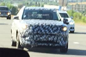 2017 Jeep Compass Patriot Replacement Spy Shots