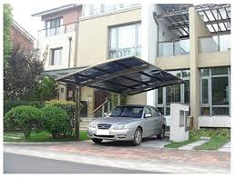 10 u0027 x 18 u0027 carport aluminum polycarbonate garage canopy aluminum