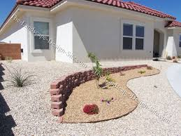 Front Yard Retaining Walls Landscaping Ideas - curved front yard retaining wall planter