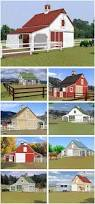 Small Barn Plans Chestnut Horse Barn Plans Build Any Of Nine Different Layouts
