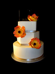 cakes candy and flowers round the twisted sifter