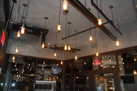 Bar Light Fixtures by Warehouse Bar And Grille The Great Wide Open