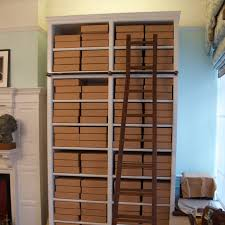 100 library ladders extraordinary ladder closet