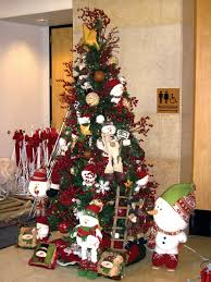 Christmas Tree Ideas 2015 Red Interior Splendid Home Interior Look Using Pink Wall And Small
